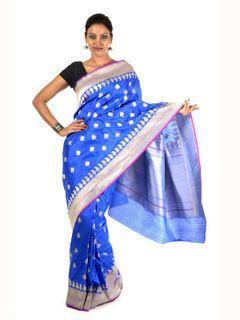 Alkubalt Banarasi Silk Saree