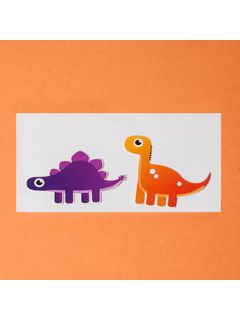 Dino Day Bookmarks