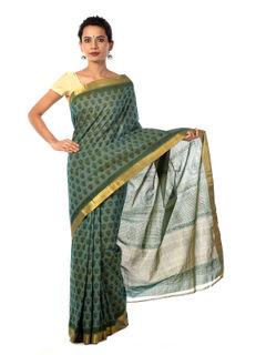 Mosali Mangalagiri Cotton Saree