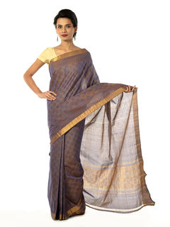 Pavuram Mangalagiri Cotton Saree