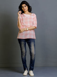 Pink Potion Cotton Top
