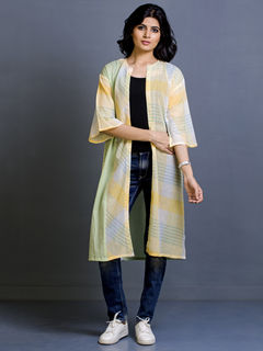 Lime Spice Cotton Overlayer