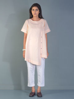 Peach Gazebo Linen Top