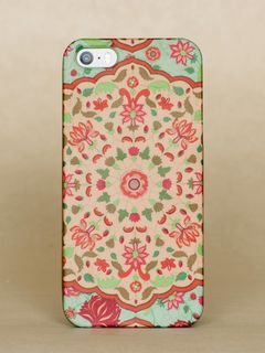 Green Kaleidoscope Iphone 6 case