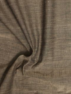 Grey Mangalgiri Cotton Fabric