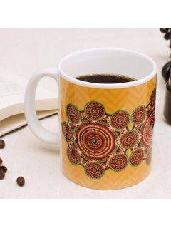 Madhubani Art Mug