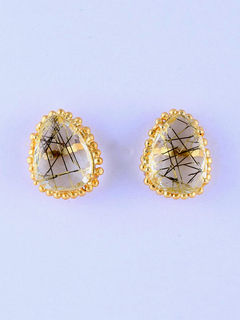 Woila Jaune Earrings