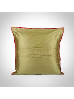 Kachi kairi offset Pink Cushion Cover - 16x16Inch