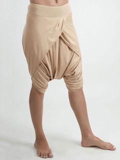 Offwhite Dhoti Shorts
