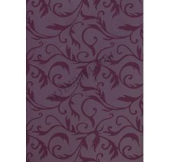 1360 Pc 1.0 Mm Durian Laminates Black Currant (Panne Creepers)