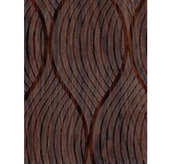 2413 Lo 1.0 Mm Durian Laminates Brown Bubinga (Lustous Ovals)