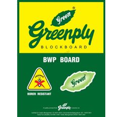 Greenply Gold Marine Grade Block Board Thickness 19 Mm Block Board