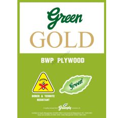 Greenply Gold Marine (Bwp) Grade Plywood Thickness 4 Mm Plywood