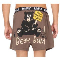 BEAR BUM-Lazyone - Boxer