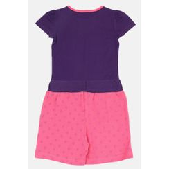 Nuteez Doll Tee & Shorts Set for Girls