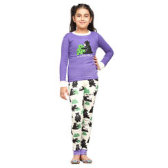 Huckle Berry -Lazyone Kids PJ Set
