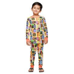 Retro metro-Kids PJ Set