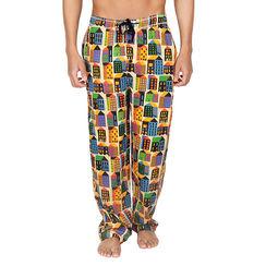 Retro metro-Men Pyjama