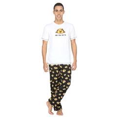 No you do it-Men PJ Set