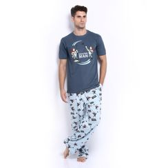 Sweeper man-Men PJ Set