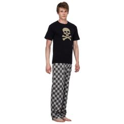 Skull-Men PJ Set