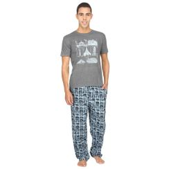 Wonders-Men PJ Set