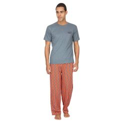 Hexagon-Men PJ Set