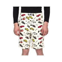Drive away & Hexagon-Men Shorts Combo