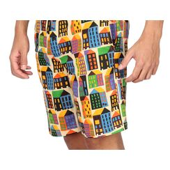 Retro metro-Men Shorts
