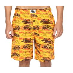 Cars-Men Shorts