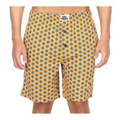Hexagon-Men Shorts