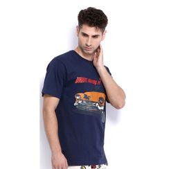 Drive away-Men Tee