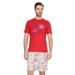 Stamps-Men Shorts Set