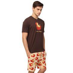 Couch Potato-Men Shorts Set