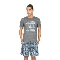 Wonders-Men Shorts Set