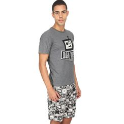 Bad Boy-Men Shorts Set