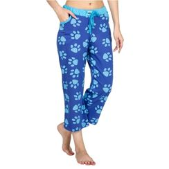 Paws -Women Capri