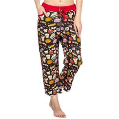 Sweet Tooth -Women Capri
