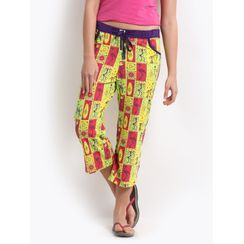 Kokopelli -Women Capri