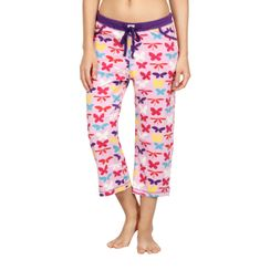 Papillon-Women Capri