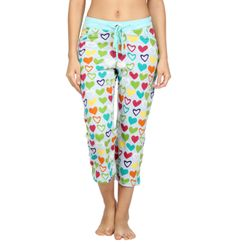 Flirty-Women Capri