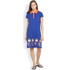 Nuteez Doll  Nightshirt for women