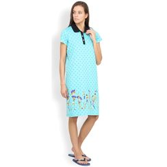 Nuteez Fashion  Nightshirt for women