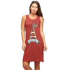Love In The Air-At Paris-Women Long tank(Sleeveless)