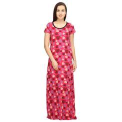 Hearts -Women Night gown