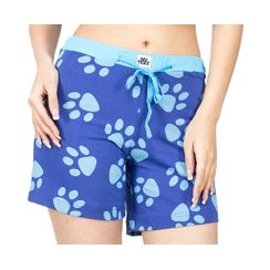 Paws -Women Shorts