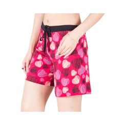 Hearts -Women Shorts