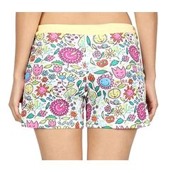 Flower Power -Women Shorts