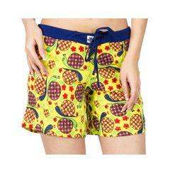 Snail -Women Shorts