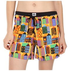 Retro Metro -Women Shorts